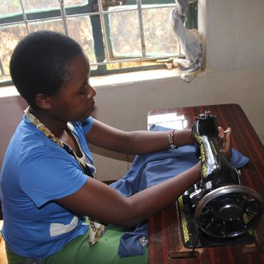 Tailoring business at Seed of Hope