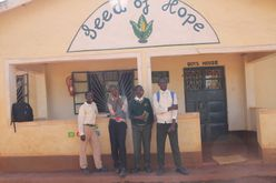 Foster Kids from Buckner Kitale FHC